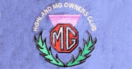 A range of clothing available to members embroidered with the club logo. Also, car badges for grille or bumper bar mounting.