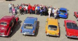If you would like to join the Highland MG Owners' Club, please follow the link above or click on this image to learn more and to download our membership application form.